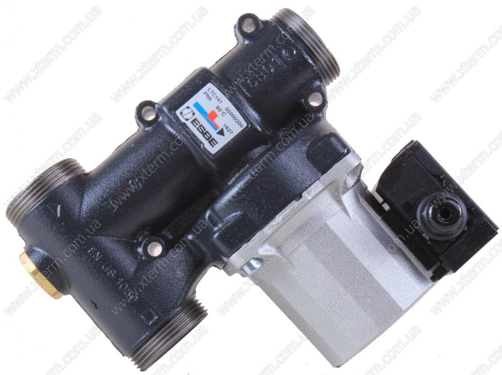 Смесительное устройство ESBE LTC141 T=55C DN 32 - 1