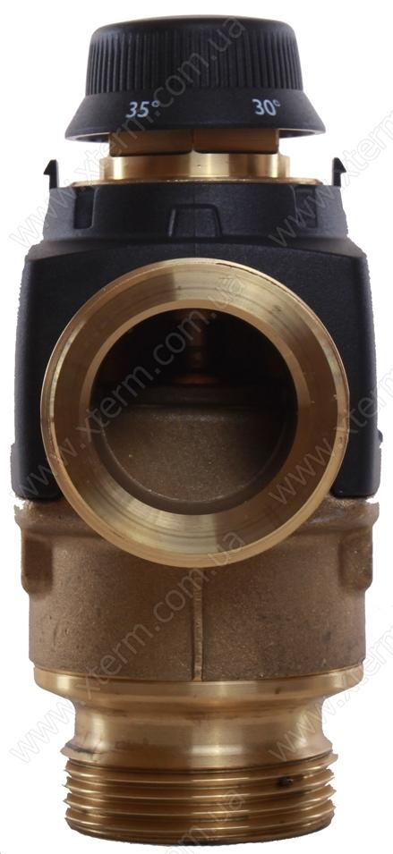 """Термостатический клапан 1"""" ESBE VTA522, с защитой от ожогов для ГВС 50-75°C G1"""" DN20 kvs 3,2 31620300 - 2"""