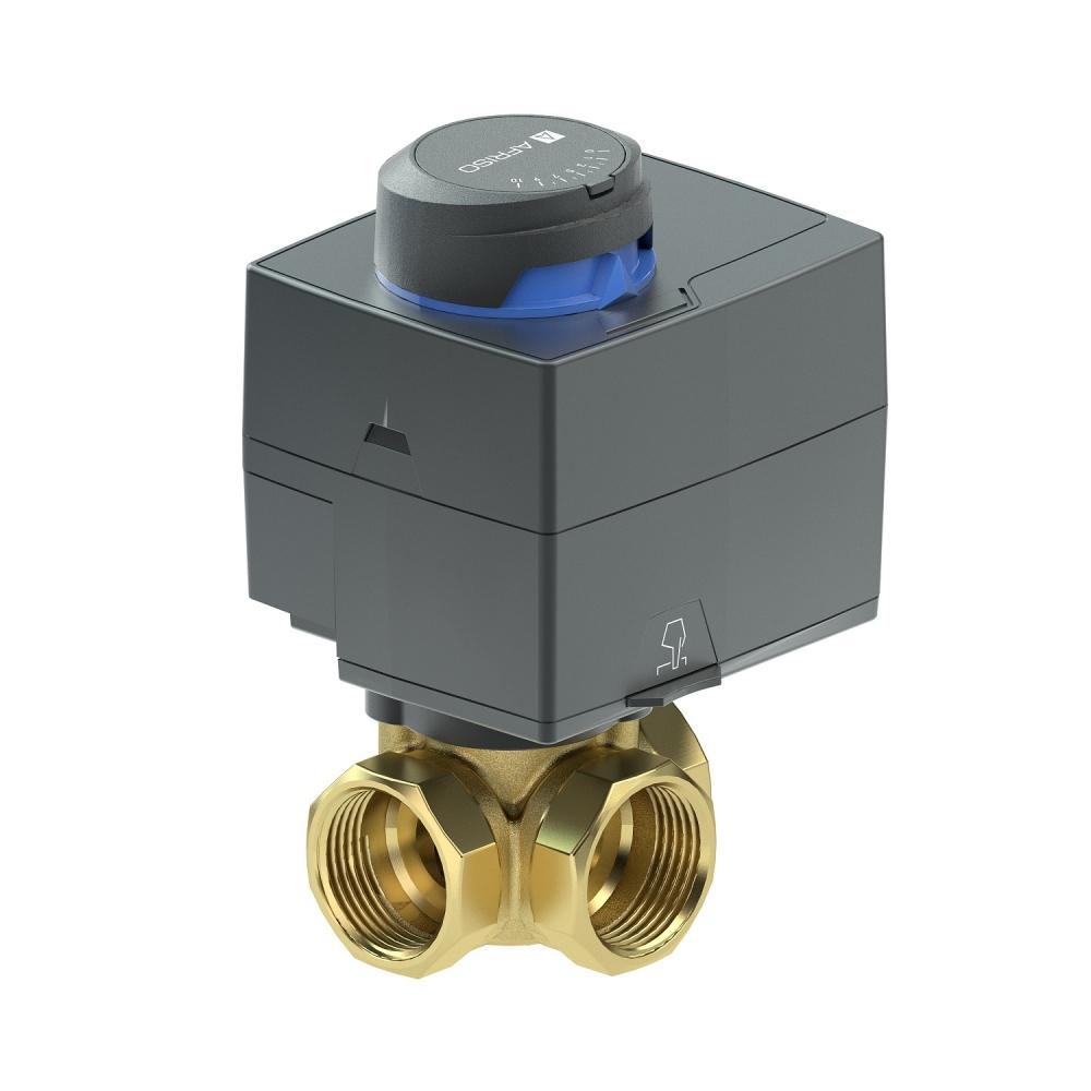"""ProClick комплект: 3-ход. клапан ARV386 Rp 1 1/2"""" и привод ARM323 3-точки, 230В, 60 сек - 1"""