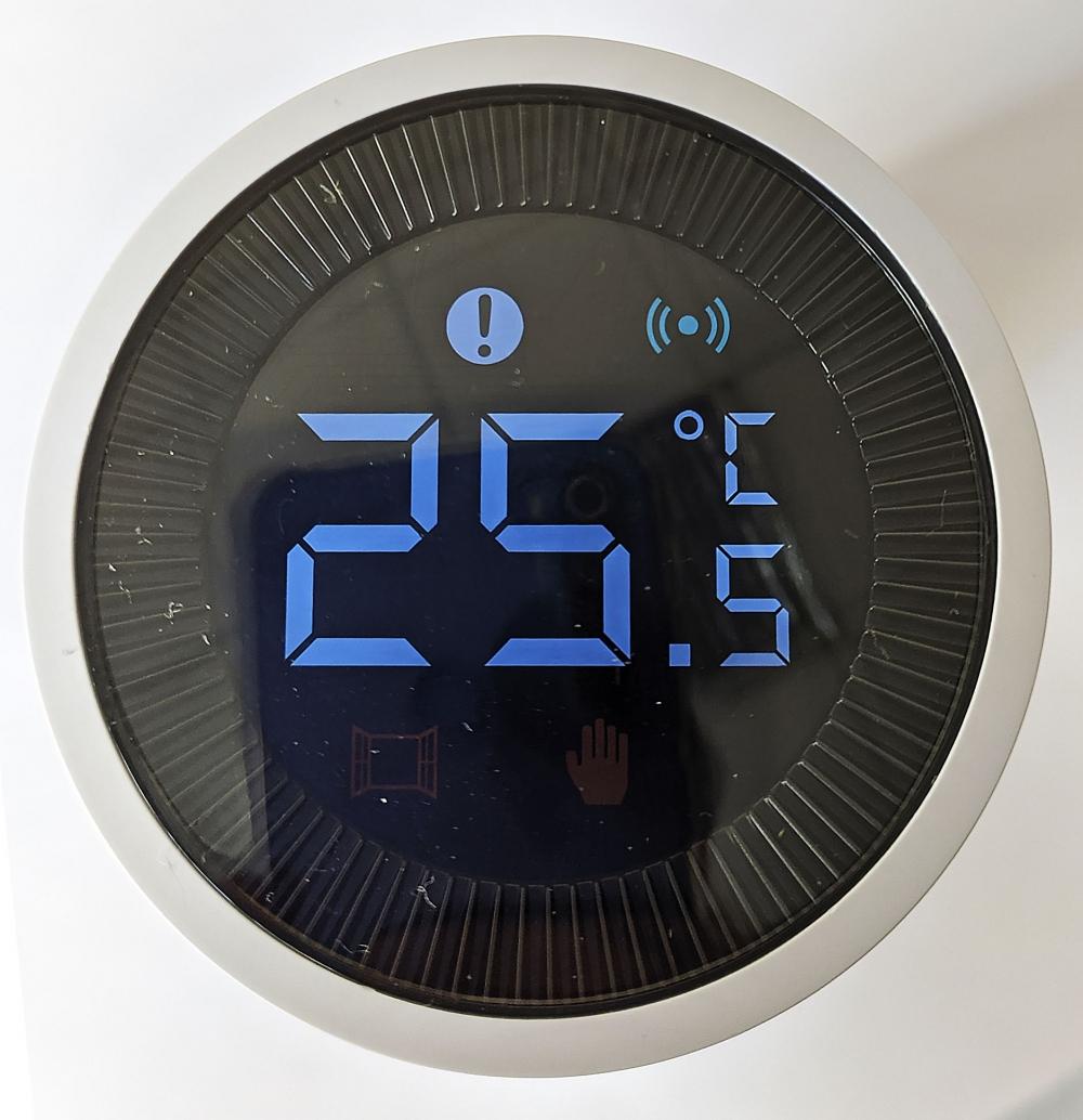 Умный дом:  Комплект термоконтроль - контроллер (шлюз) Tervix Zigbee Gateway и 3 беспроводные радиаторные термоголовки Tervix EVA - 4