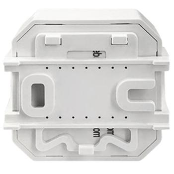 Умный дом: выключатель Tervix Pro Line ZigBee Switch (1 клавиша) без нуля, реле для скрытого монтажа - 1