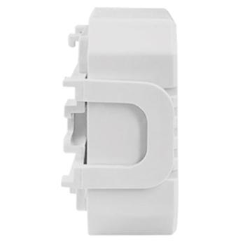 Умный дом: выключатель Tervix Pro Line ZigBee Switch (2 клавиши) без нуля, реле для скрытого монтажа - 2