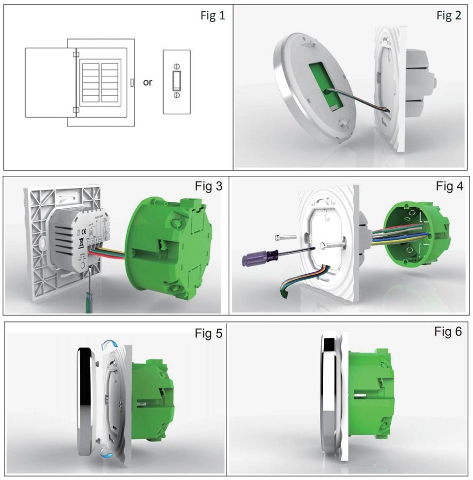 Умный дом: WIFI терморегулятор для электрического теплого пола Tervix с датчиком 2.5 м 114121, программируемый. Беспроводное + голосовое управление - 7