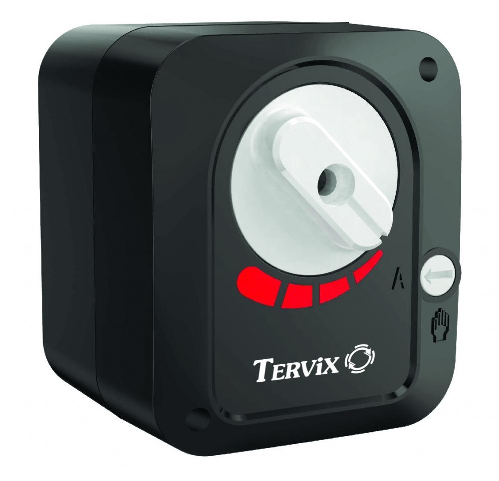 """Комплект: трехходовой поворотный смесительный клапан TOR 1 1/4"""", DN 32 и привод AZOG 3-точки, 124 сек, 8 Нм 230В - 3"""