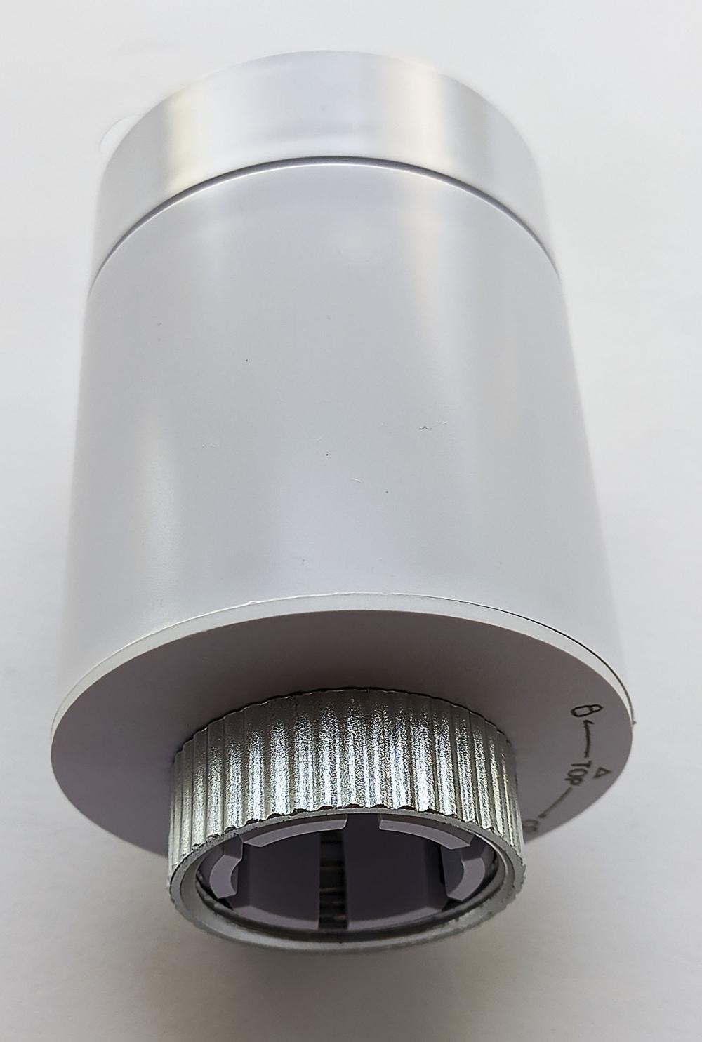 Умный дом: беспроводная термоголовка для радиаторов Tervix Pro Line EVA для умного дома, беспроводная ZigBee - 8