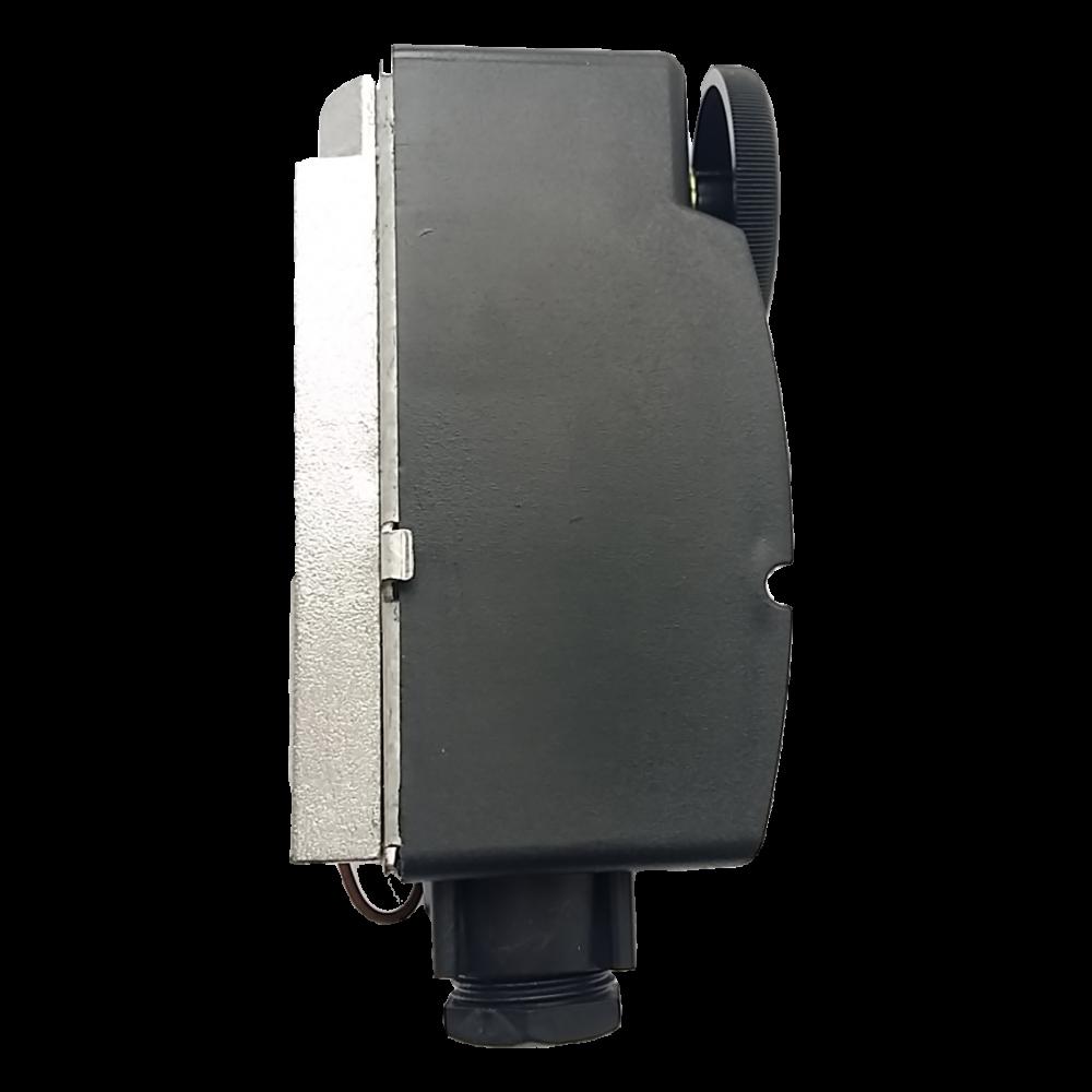 Термостат накладной Tervix Pro Line (black) - 1
