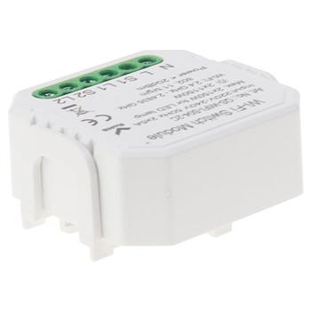 Умный дом: выключатель Tervix Pro Line WiFi Switch (2 клавиши) реле для скрытого монтажа - 3