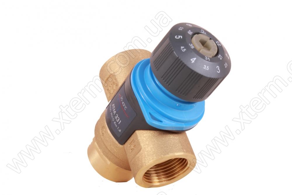"""Термостатический смесительный клапан Afriso ATM 331 T=20-43°C Rp 3/4"""" Kvs 1,6 - 2"""
