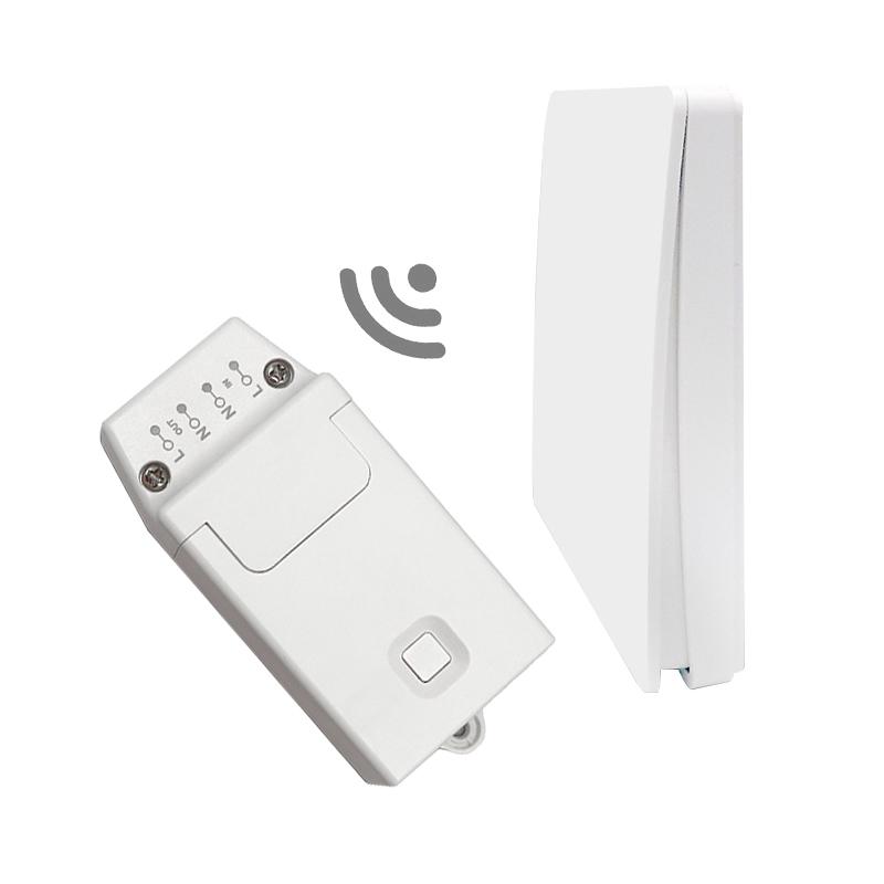 Умный дом, освещение. Комплексное освещение с «кинетическими» выключателями Tervix (WIiFi + RF) - 3