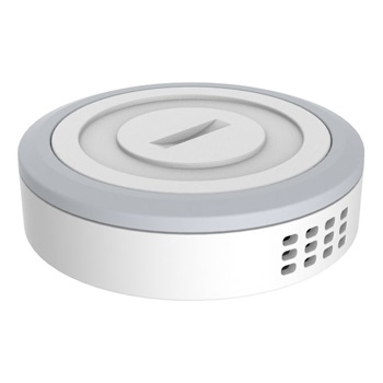 Умный дом: ZigBee датчик температуры и уровня влажности воздуха Tervix T&H Simple (цифровой термометр) - 2