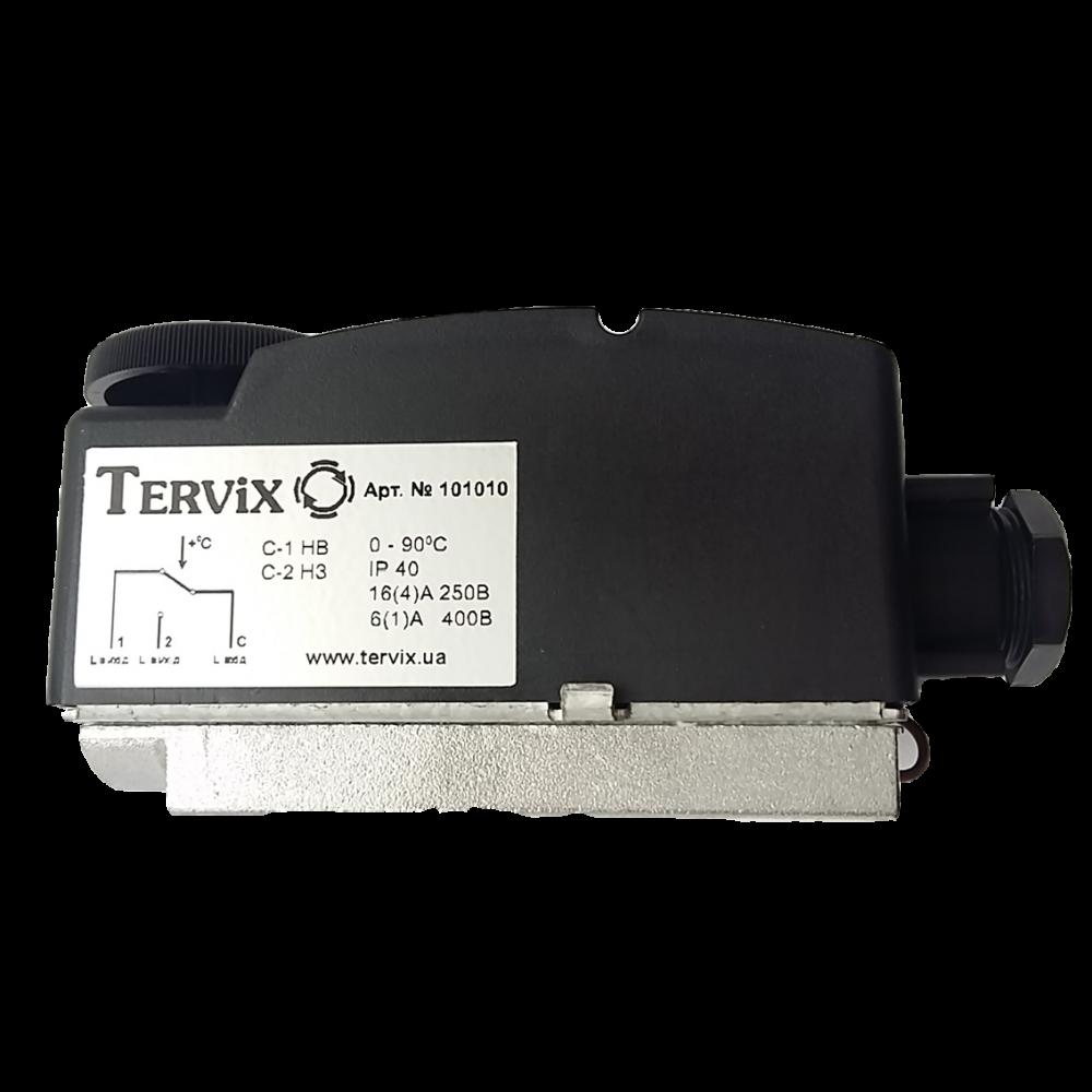Термостат накладной Tervix Pro Line (black) - 2