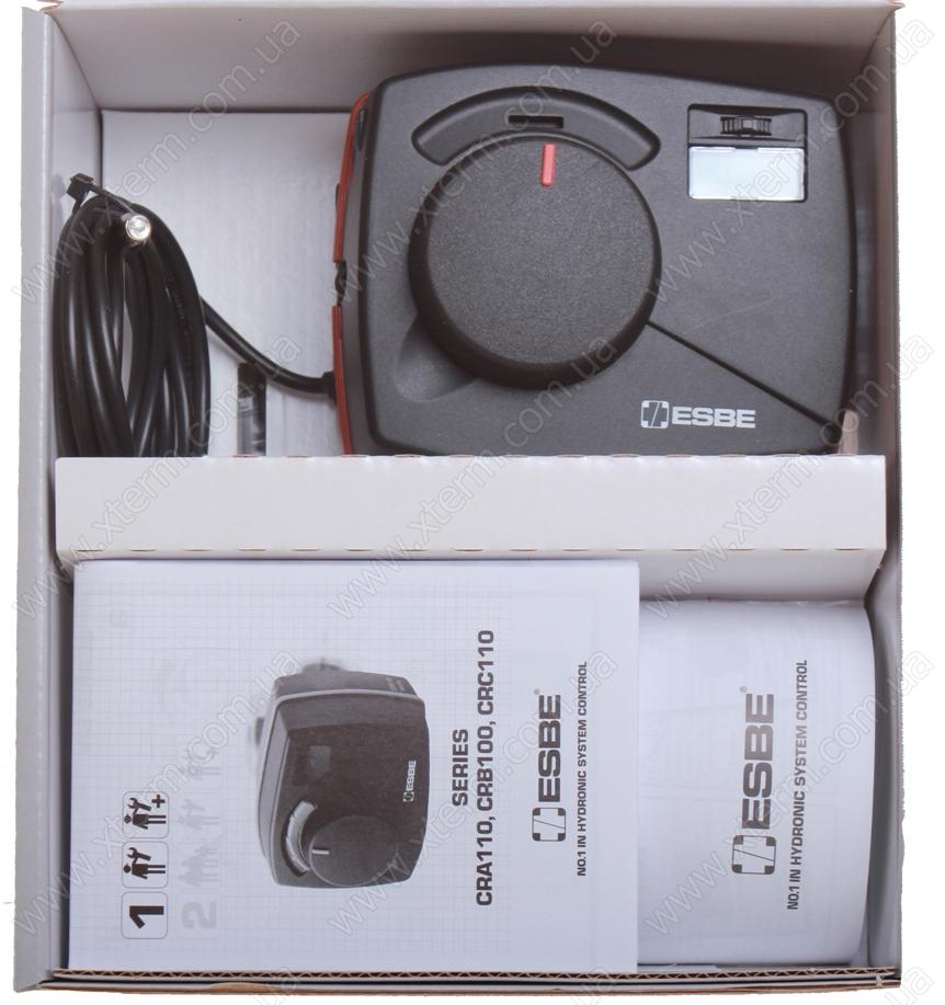 Привод-контроллер ESBE CRC111 - 3