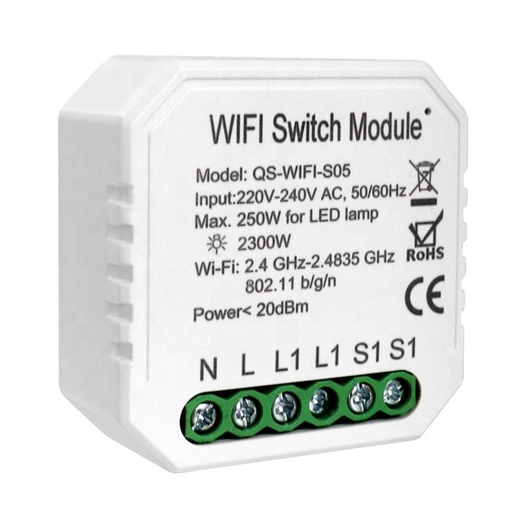 Комплект умного дома: умное освещение по протоколу WiFi Tervix Pro Line управление с телефона, голосом - 1