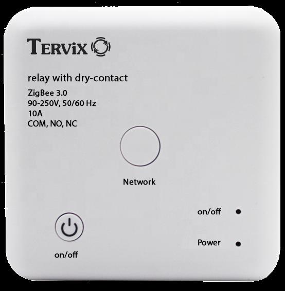 Комфорт. Беспроводное управление воротами Tervix (ворота, калитка, шлагбаум) (ZigBee) - 4