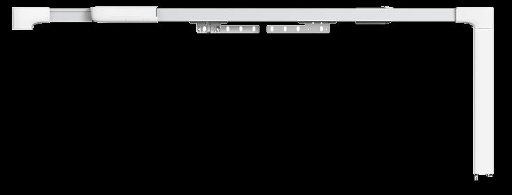 Умный дом, комфорт. Автоматическое открытие / закрытие штор (умный карниз) (ZigBee) - 2