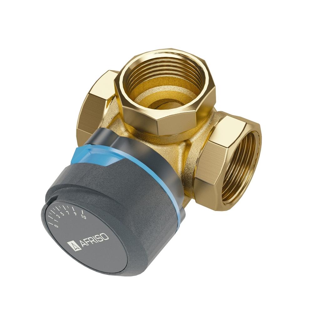 """3-ходовой поворотный смешивающий клапан ARV 384 ProClick DN25, Rp 1 """", kvs 10 - 1"""