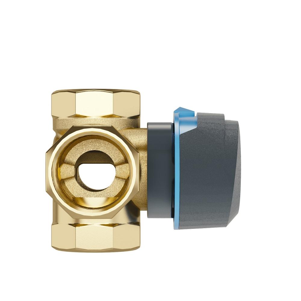 """3-ходовой поворотный смешивающий клапан ARV 384 ProClick DN25, Rp 1 """", kvs 10 - 2"""