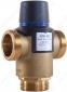 """Термостатический смесительный клапан Afriso ATM883 T=35-60°C G 1 1/4"""" DN25 Kvs 4,2 - 2"""