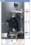 """Смесительный узел 1"""" Tervix Pro Line для тепл. пола  без насоса, с управлением термоголовкой  - 2"""