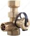 """Клапан для подключения расширительного бака с краном KFE (1"""" х 1"""") - 1"""